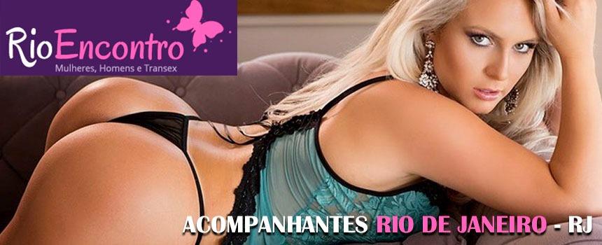 Rio Encontro - Acompanhantes RJ
